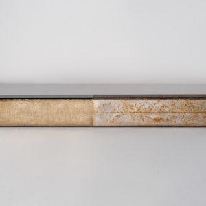 Lack für metall aus natürlichem baltischem Bernstein