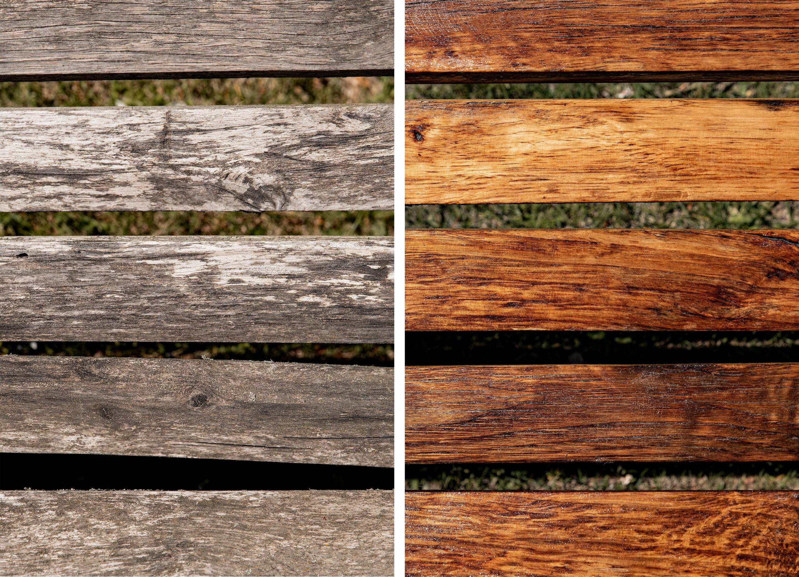 Impregnantas medienai iš natūralaus Baltijos gintaro